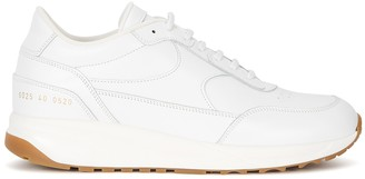 Common Projects Track classic white leather sneakers