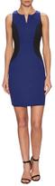 Susana Monaco Lulu Side Colorblock Sheath Dress