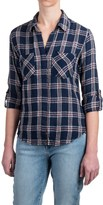 Jachs NY Jenny Split-Tail Shirt - Rayon, Long Sleeve (For Women)