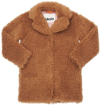 Molo Faux Fur Coat
