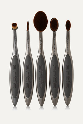 Artis Brush Next Generation Elite Smoke 5 Brush Set - Gray