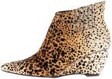 Matisse Heeled Leopard Bootie