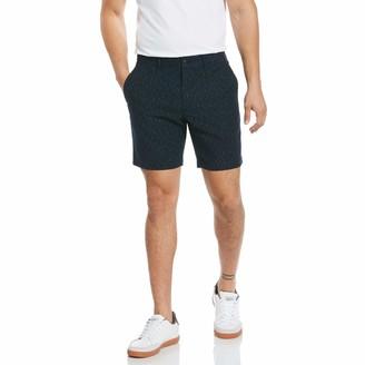 Original Penguin Spacedye Vertical Stripe Shorts