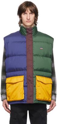 Levi's Levis Multicolor Down Stay Loose Fillmore Vest