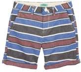 Scotch Shrunk Stripe Chino Shorts