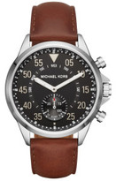 Michael Kors Gage Stainless-Steel Hybrid Smartwatch