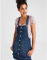 American Eagle AE Denim Overall Skirt