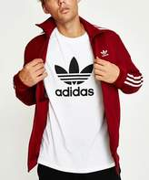 adidas Beckenbauer Track Top Rust Red