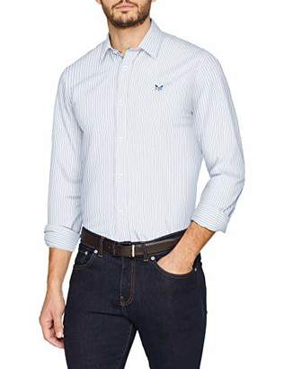 Crew Clothing Men's Crew Classic Stripe Casual Shirt,Small