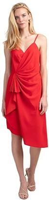 Trina Turk Alida Dress (Radcliff Red) Women's Clothing