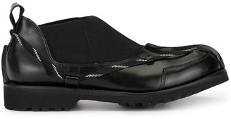 Craig Green Chunky Sole Leather Shoes