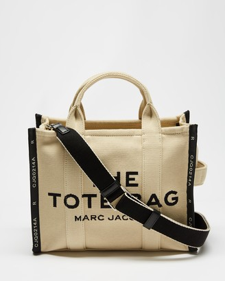 Marc Jacobs Women's Brown Tote Bags - Small Traveler Tote - Size One Size at The Iconic