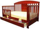 Dream On Me Deluxe Toddler Day Bed - Cherry