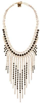 Rosantica Domino Crystal-embellished Necklace - Crystal