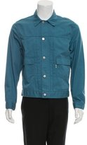 MAISON KITSUNÉ Lightweight Button-Up Jacket w/ Tags
