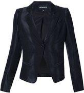 Ann Demeulemeester 'Warbler' jacket - women - Cupro/Viscose - 38