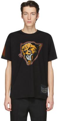 Givenchy Black Cheetah T-Shirt