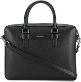 Dolce & Gabbana Mediterraneo laptop bag - men - Calf Leather - One Size