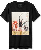 GUESS Men's Rooster Block Graphic-Print T-Shirt