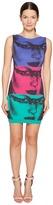 Jeremy Scott Mod Inspired Face Dress Women's Dress