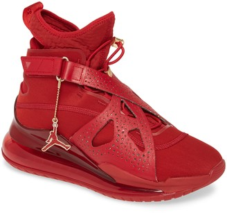 Jordan Air Latitude 720 LX Swarovski High Top Sneaker