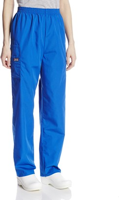 Cherokee Women's Workwear Scrubs Pull-On Cargo Pant