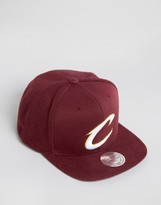 Mitchell & Ness Snapback Cap French Terry Cleveland Cavaliers