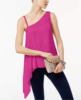 INC International Concepts Popsicleandreg; One-Shoulder Top, Created for Macy's