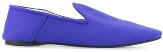 Maison Rabih Kayrouz H-Cashmere loafers