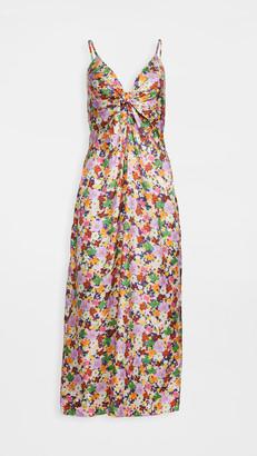 Borgo de Nor Flora Knot Dress