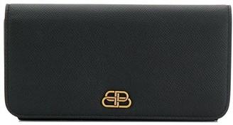 Balenciaga BB Thin Money wallet
