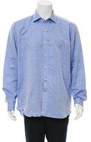Peter Millar Linen Button-Up Shirt w/ Tags