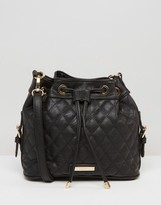 Dune Quilted Cross Body Bag