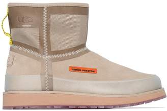 Heron Preston Urban Tech Ugg boots