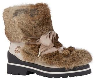 Bogner Rabbit Fur St. Moritz Boots