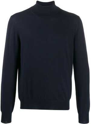 Barba Knitted Rollneck