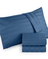 Westport King Pillowcase Pair, 1000 Thread Count Egyptian Cotton Stripe