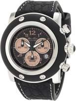 Glam Rock Men's Miami Chronograph Dial Silicone Watch GLAMROCK-GK1127