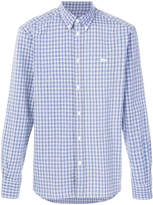 MAISON KITSUNÉ classic check shirt