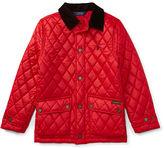 Ralph Lauren 8-20 Quilted Barn Jacket