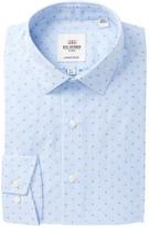 Ben Sherman Kings Stripe Tailored Slim Fit Dress Shirt