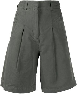 YMC High Rise Cargo Shorts