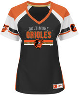 Majestic Women's Baltimore Orioles Draft Me T-Shirt