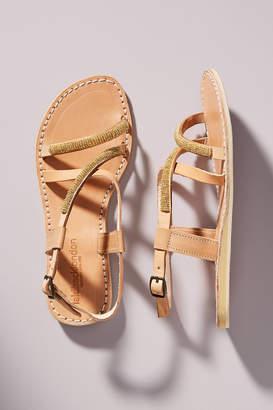 Laidback London Azari Slingback Sandals