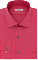 Van Heusen Men's Classic-Fit Wrinkle Free Flex Collar Solid Dress Shirt