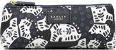 Radley Folk Dog Pencil Case - Black
