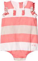 Lili Gaufrette Pink Stripe Bubble