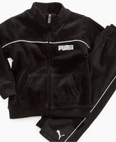 Puma Baby Set, Baby Boys Velour Jacket and Pants