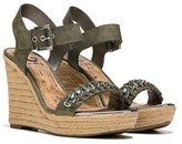 G by Guess Women's Elliot Espadrille Wedge Sandal