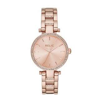 Fossil Relic by Women's Abigail quartz Watch with Metal Strap